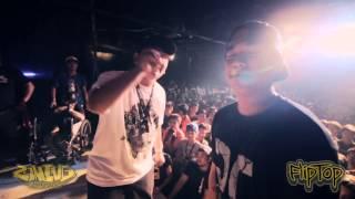 FlipTop - Damsa vs Pistolero