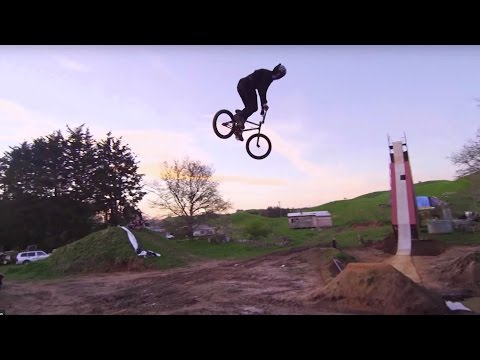 Jed Mildon Attempts World Record BMX Dirt Jumps