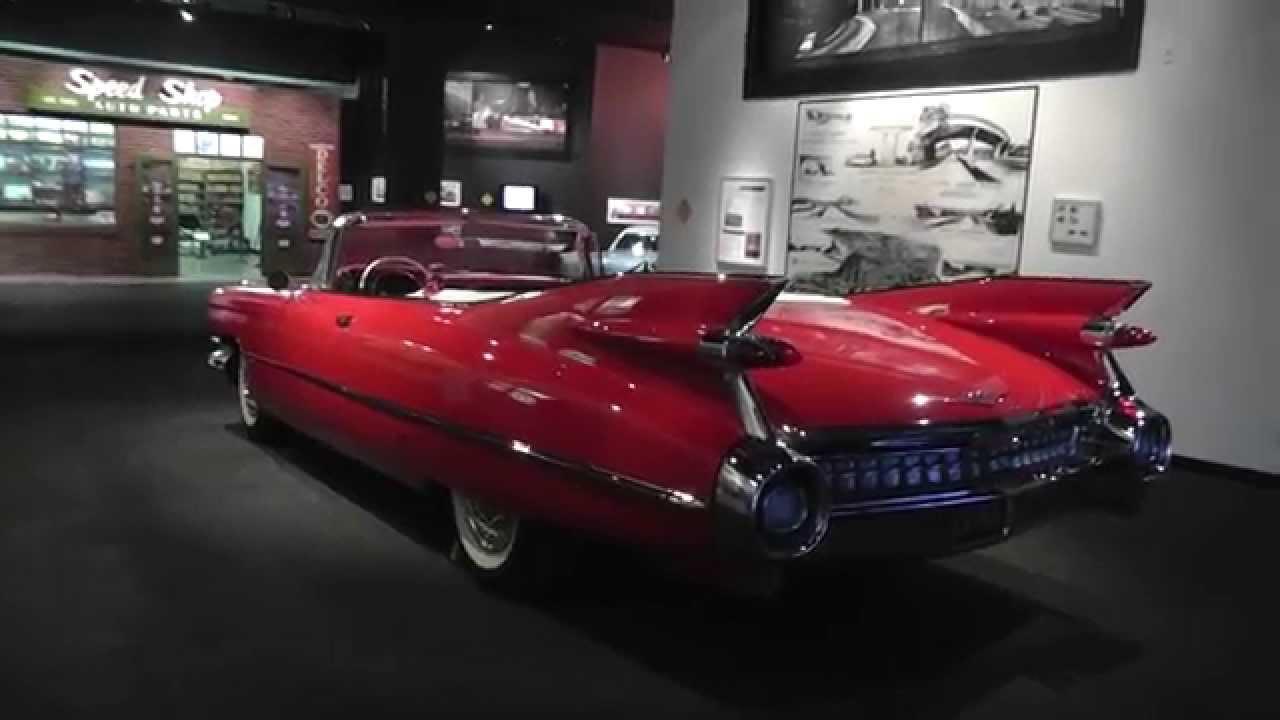 Car Museum Los Angeles >> Petersen Auto Museum Los Angeles