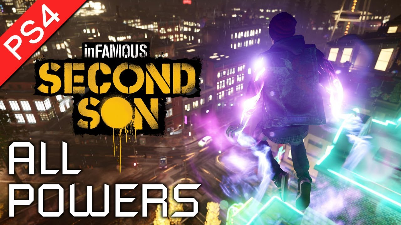 Buy infamous: second son (ps4) from amazon. Co. Uk. Everyday low prices on a huge range of consoles, games and accessories.