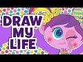 Draw my life de los Alushhhes - Distroller
