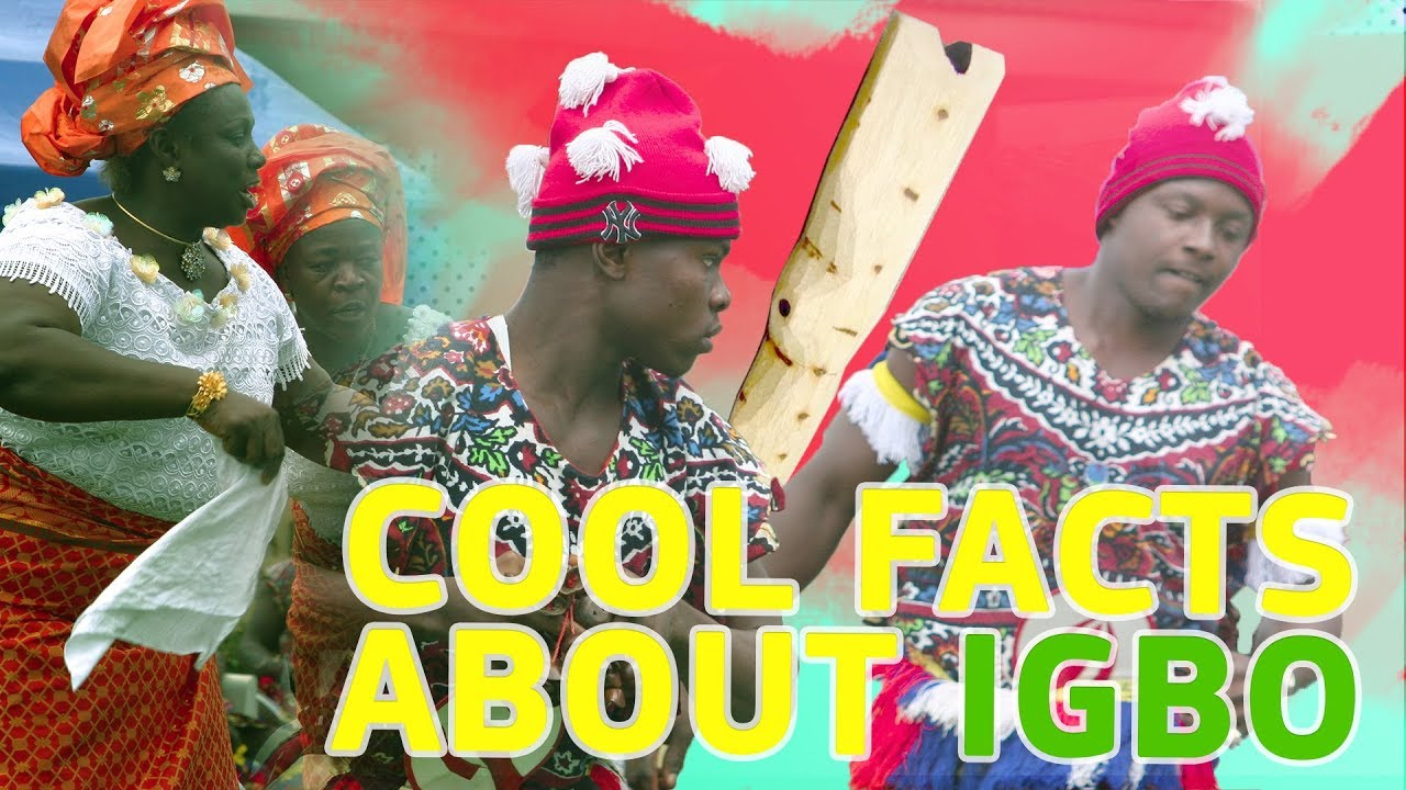 Download Top 5 coolest facts about the Igbo people   Legit TV