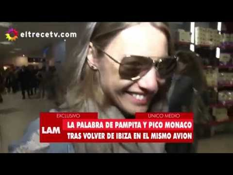 ¿Pampita está nuevamente con Nacho Viale?
