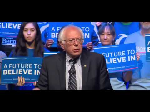 Bernie Sanders Dallas Full Speech 2-27-2016
