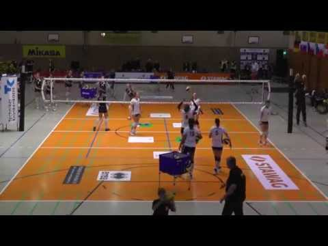 LORENA ZULETA LIB vs VST (Germany) 17/12/14