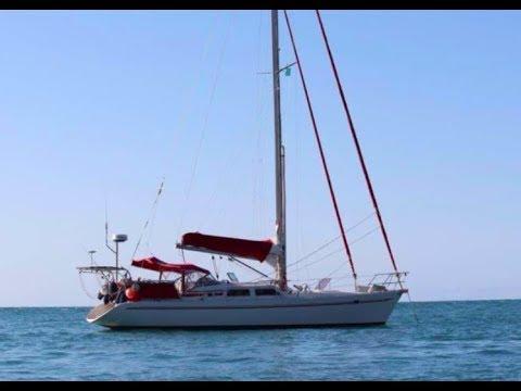 Sceptre 44 Pilothouse Cruising Yacht - Ensign Ship Brokers (ESC 317)