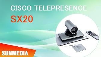 Hội Nghị Truyền Hình Cisco SX20- SUNMEDIA