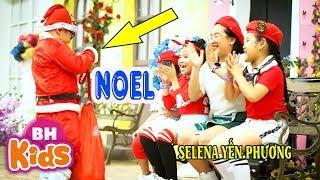 Ông Già Noel Ơi ♫ Selena Yến Phương - Á Quân Thử Tài Siêu Nhí ♫ Nhạc Giáng Sinh Thiếu Nhi