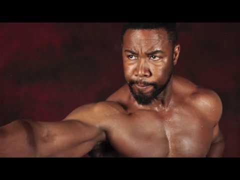 2017 SPRING Issue of Martial arts MASTERS magazine - Michael Jai White