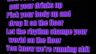 Jennifer Lopez Feat. Pitbull On The Floor Lyrics