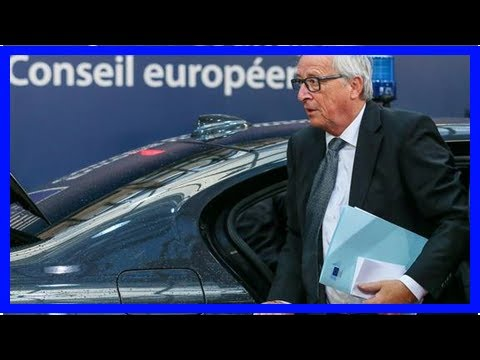 US Newspapers - Catalonia: juncker, madrid does not violate rule of law
