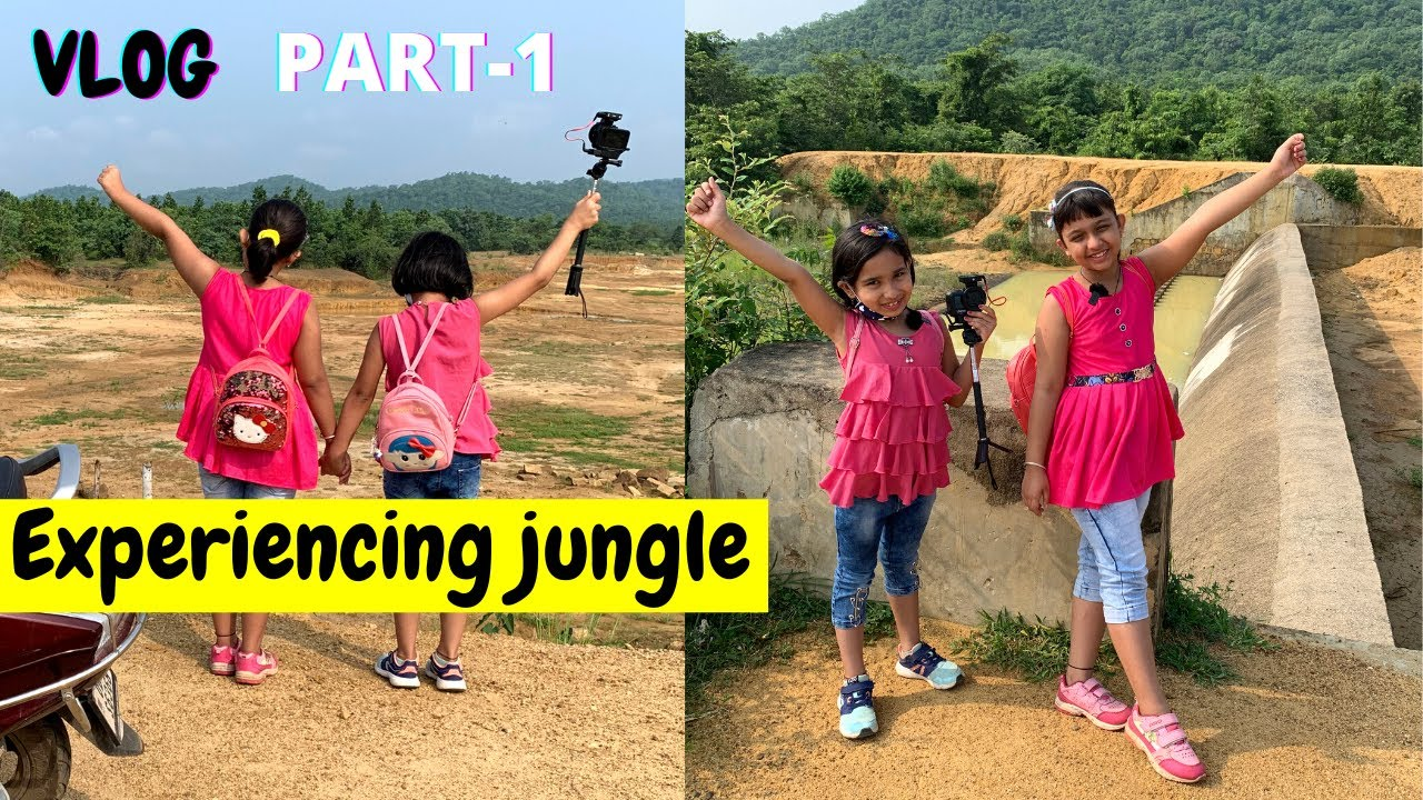 Experiencing jungle on independence Day PART-1 / Gandhrel Viewpoint @Learn With Pari