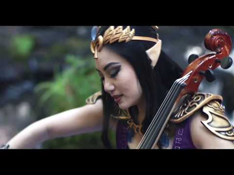 The Legend of Zelda  Tina Guo