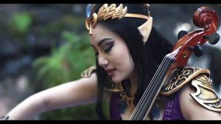 The Legend of Zelda (Official Music Video) - Tina Guo