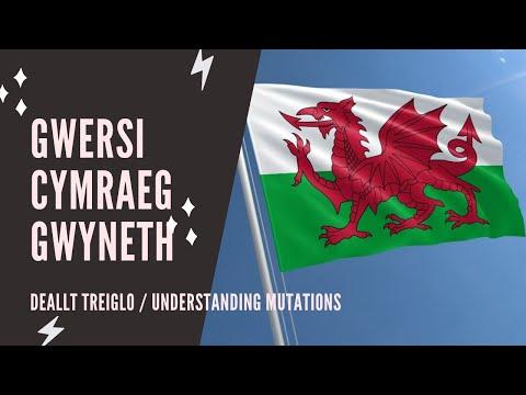 Welsh Lessons (Gwersi Cymraeg Gwyneth): Introduction to Treiglo/Mutation