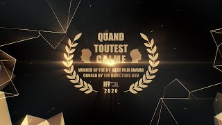 Julien Christophe - Quand Tout Est Calme | IFF Best Film 2020 - Picked by The Directors Duo
