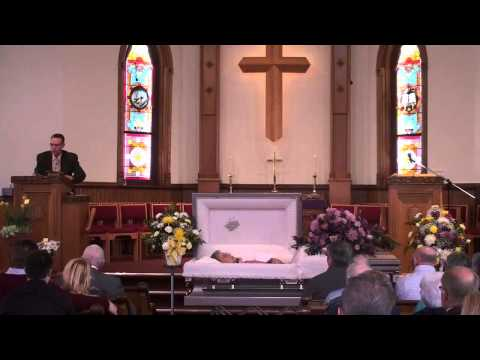 Funeral for Lucile B