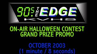 halloween returns to haddonfield convention ticket giveaway on kvhs radio station 1