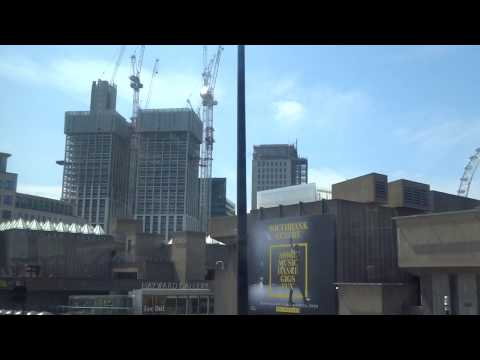 Shell Centre Redevelopment Southbank Place Waterloo London June 10 2018