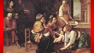 Kap za dobar dan, 24. 6. Rođenje Ivana Krstitelja (Lk 1,57-66.80)
