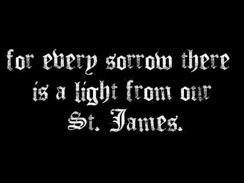 Avenged Sevenfold - St James Lyrics HD