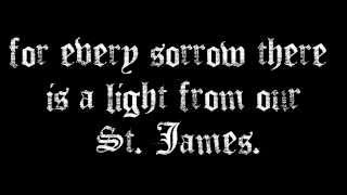 Avenged Sevenfold - St James Lyrics HD