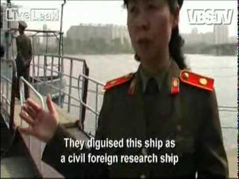 Vice Guide to North Korea - Episode 4 - The Pueblo