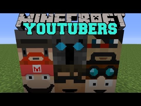 [1.6.4] Youtuber Blocks Mod Download | Minecraft Forum