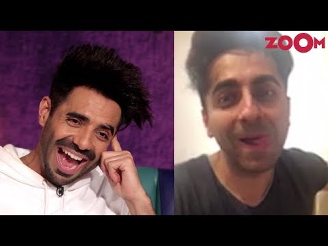 Ayushmann Khurrana shares funny message for his brother Aparshakti | By Invite Only Mp3