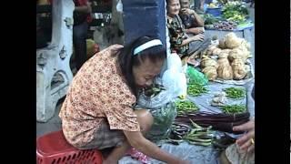 Visit to Batac Market in Ilocos Norte Philippines on April 2012