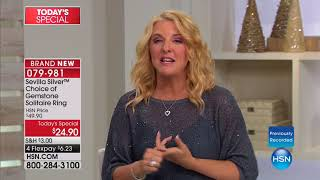 HSN | Jewelry Clearance 12.21.2017 - 04 AM