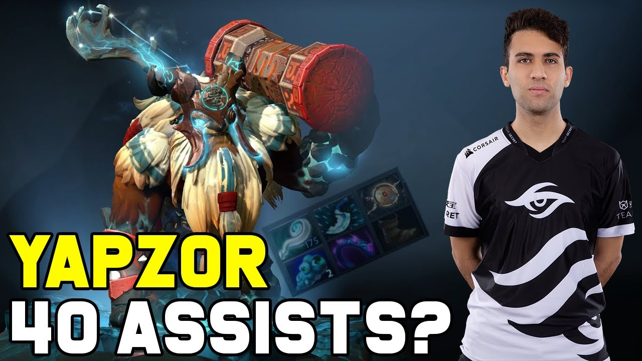 TRUE SUPPORT - EPIC 40 ASSISTS Game by YAPZOR