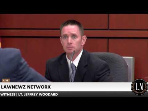 Tom Lewis Trial Day 2 Part 2  Lt Jeffrey Woodard Testifies 06/27/17