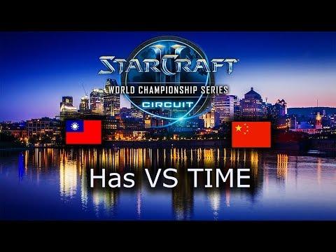 Has VS TIME - ZvZ - Ro16 - WCS Montreal 2018 - polski komentarz