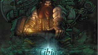 Tibia Old Myths #01 Apresentação