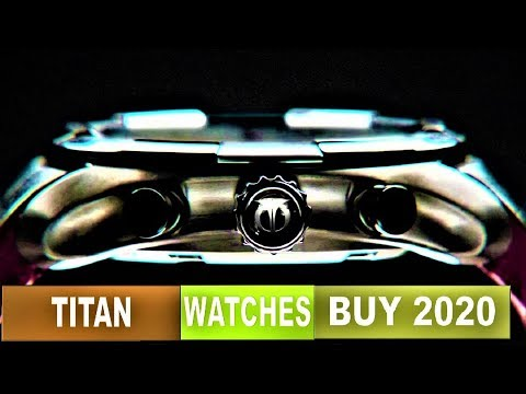 TOP 5 : NEW Titan Watches 2020!