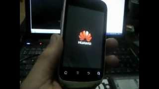 Huawei U8650 Instalar recovery CWM v6.0.1.0 y rootear con Superuser 3.0.7