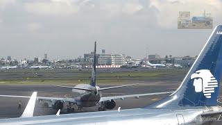 Benito Juarez Mexico City Airport -Terminal 1 and 2-
