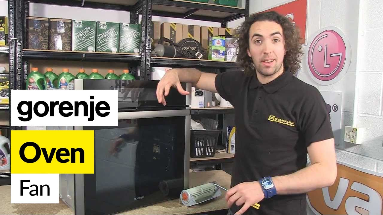 How To Replace An Oven Cooling Fan Gorenje Youtube Wiring Diagram For Whirlpool Double Ovens