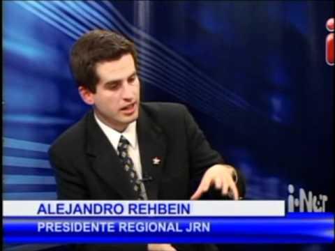 Entrevista al Presidente Regional de la JRN Xª Ale...
