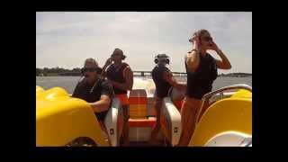 2014 Jacksonville River Rally Poker Run