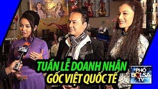 """""""Tuần lễ Doanh nhân gốc Việt Quốc tế"""": Muốn tạo một nền văn hóa thương mại mới"""