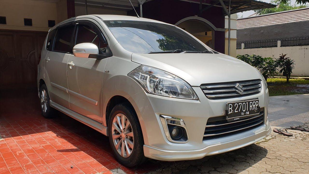 Suzuki Ertiga GX Elegant M/T 2014 In Depth Review Indonesia