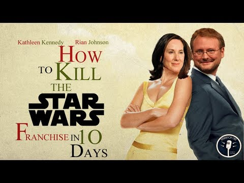 How to Kill the Star Wars Franchise in 10 Days
