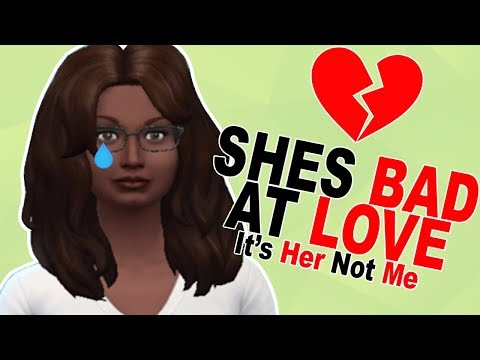 WHY IS SHE DATING AN OLD GUY? - Sims 4 Married In Minutes Challenge