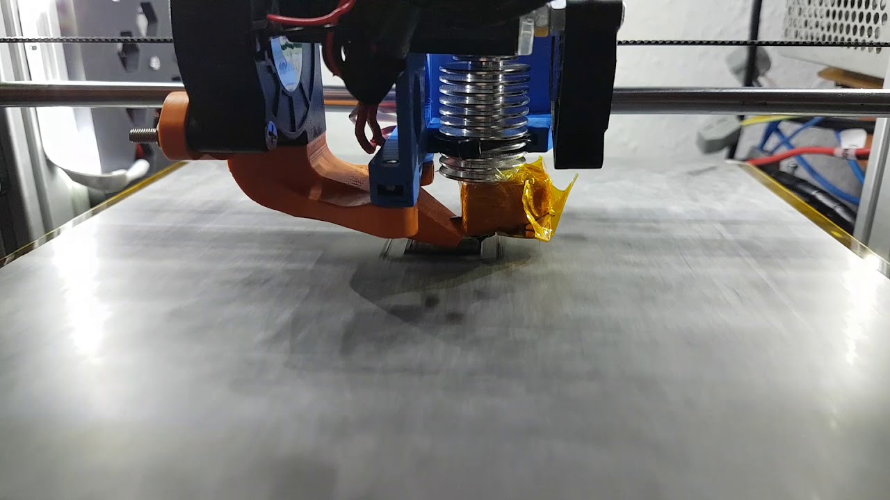 Walkthrough and Demos of the Klipper 3D-Printer Firmware