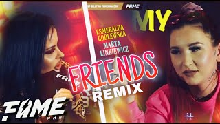 "♪ Godlewska vs Linkiewicz ft. Marshmello & Anne-Marie - (""FRIENDS"" Remix)"