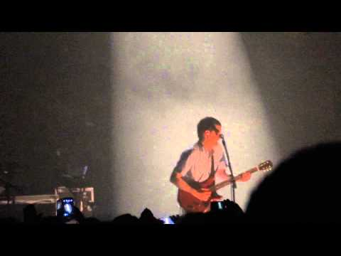 Jamie T - St Christopher - Southampton Guildhall (31/10/14)