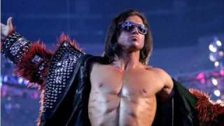 John Morrison || Johnny Nitro - first WWE Theme 12 Stones - Crash