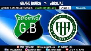 Grand Bourg vs Abrojal // LA HORA DEL DEPOR FM MÁS 90.1